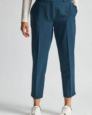 Классические брюки зеленый Dorothy Perkins