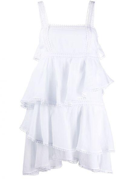 Sukienka mini bez rękawów z rękawami Charo Ruiz Ibiza