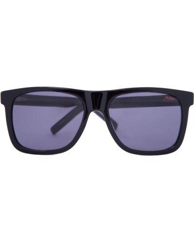 Солнцезащитные очки вайфареры стеклянные Hugo Boss (sunglasses)
