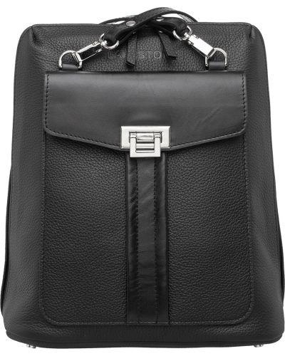 Черный рюкзак трансформер Lakestone