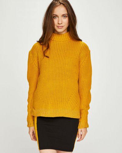 Вязаный свитер свободного кроя в полоску Pieces