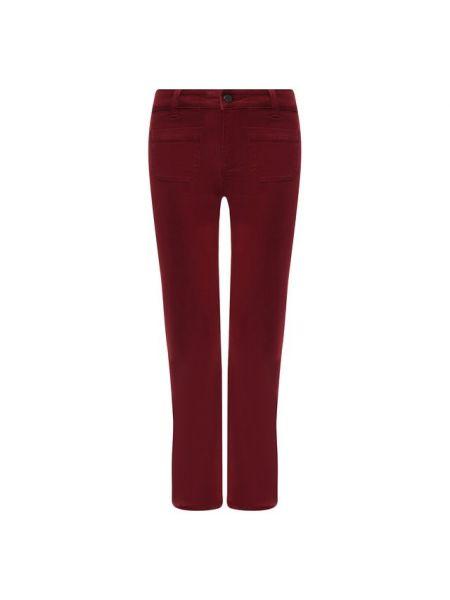 Укороченные джинсы расклешенные Paige