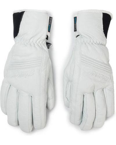 Rękawiczki narciarskie - białe Ziener