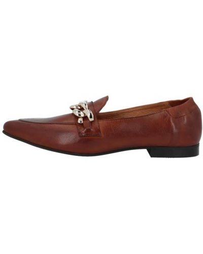 Loafers - brązowe Bianco