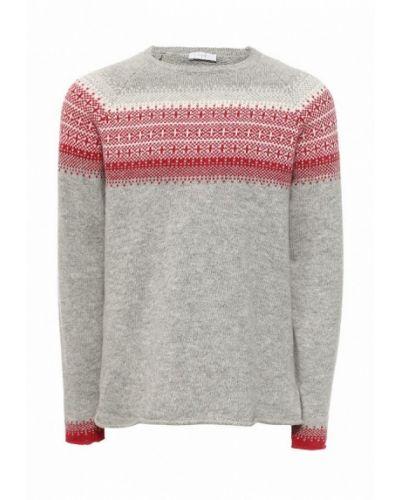 Серый свитер Il Gufo