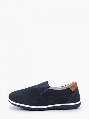 Синие туфли Zenden First