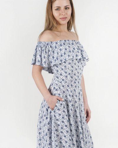 Платье миди весеннее Vergans