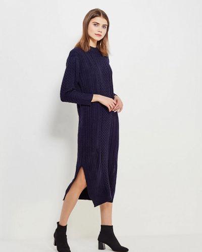 Синее платье весеннее Tantra