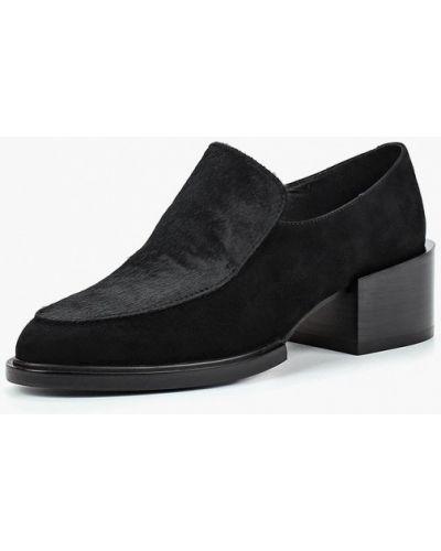 Туфли на каблуке осенние 2018 Winzor