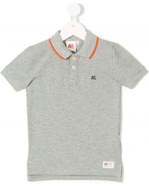 Рубашка на пуговицах в рубчик American Outfitters Kids
