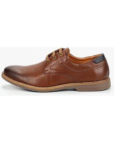 Кожаные ботинки низкие Go.do.