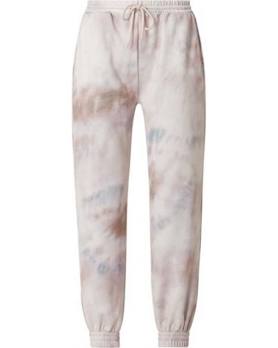 Spodnie dresowe bawełniane Modström