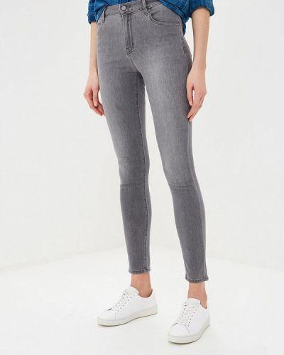 Зауженные джинсы - серые J Brand