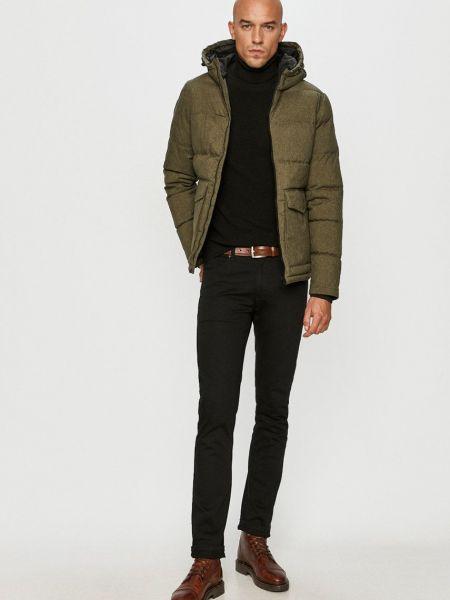 Куртка с капюшоном - зеленая Produkt By Jack & Jones