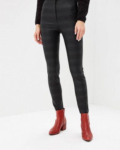 Черные брюки повседневные Befree