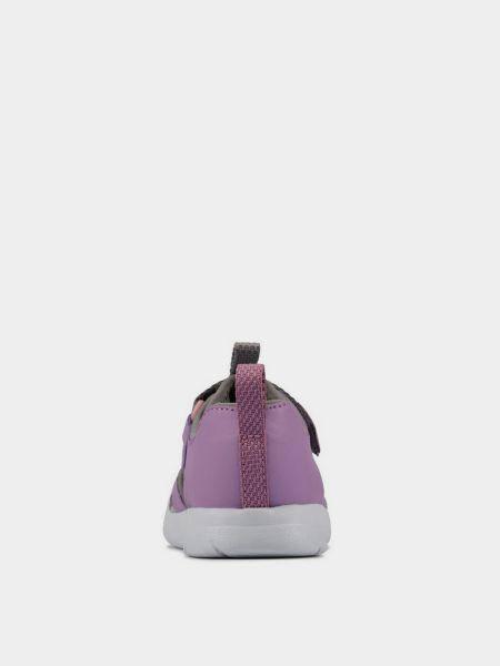 Сандалии - фиолетовые Clarks
