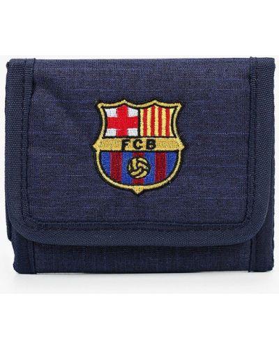 Клубный текстильный синий кошелек Atributika & Club™