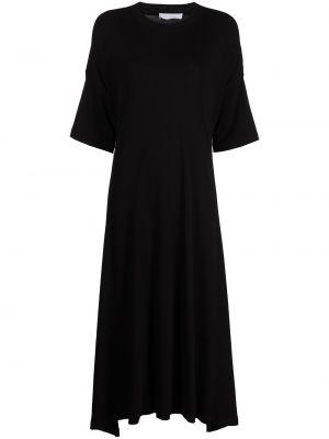 Платье мини короткое - черное Rosetta Getty
