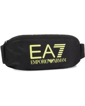 Torba czarny żółty Ea7 Emporio Armani