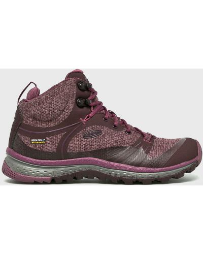 Ботинки на шнуровке трекинговые спортивные Keen