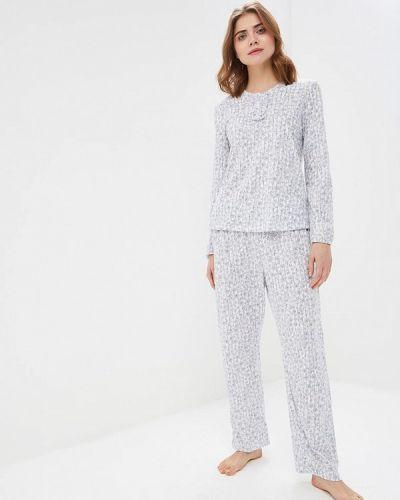 Белая пижама Nymos