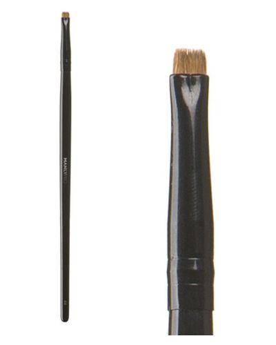 Кисть для макияжа для подводки плоская Manly Pro