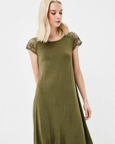 Платье весеннее хаки Iwie
