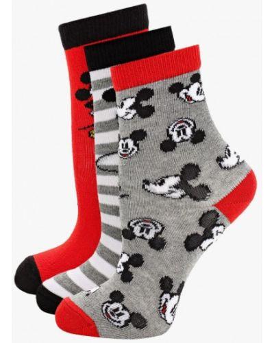 Носки красные серые Marks & Spencer