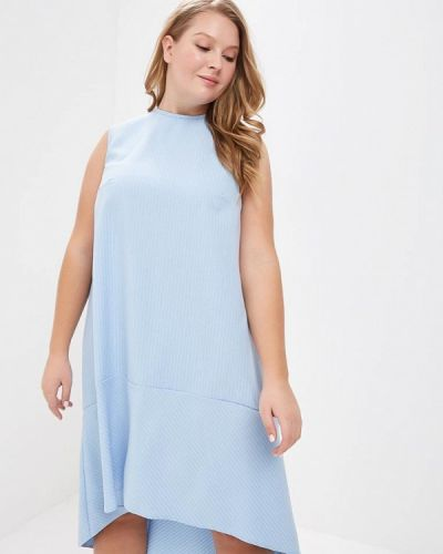 Платье - голубое Tutto Bene Plus