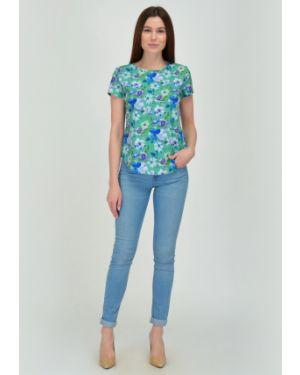 Блузка с короткими рукавами Viserdi