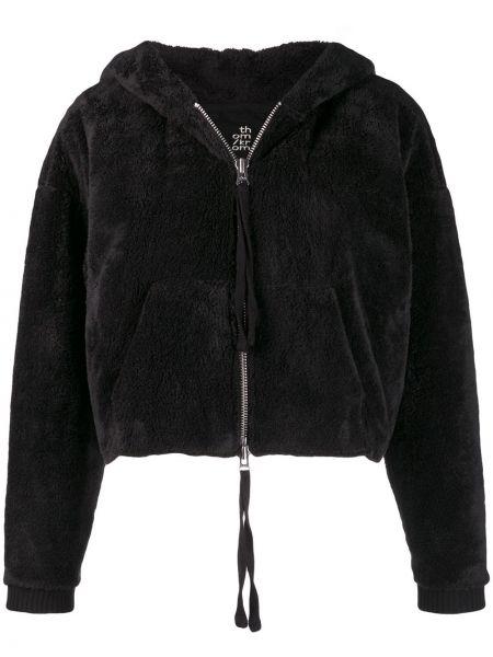 Черная куртка Thom Krom