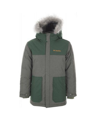 Куртка спортивная теплая Columbia