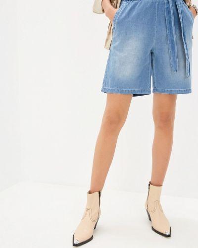 Джинсовые шорты синий Blue Monkey