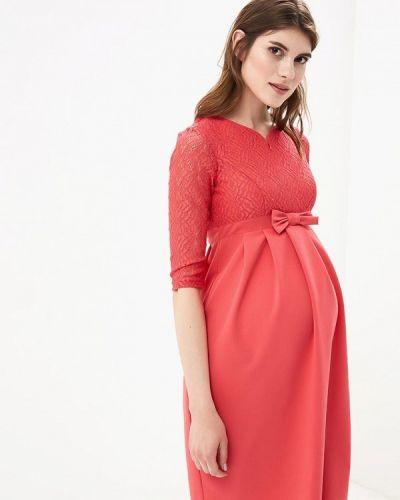 Вечернее платье - розовое 9месяцев 9дней