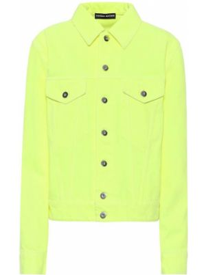 Желтая джинсовая куртка Kwaidan Editions