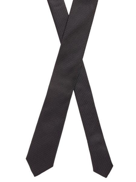 Krawat - czarny Boss
