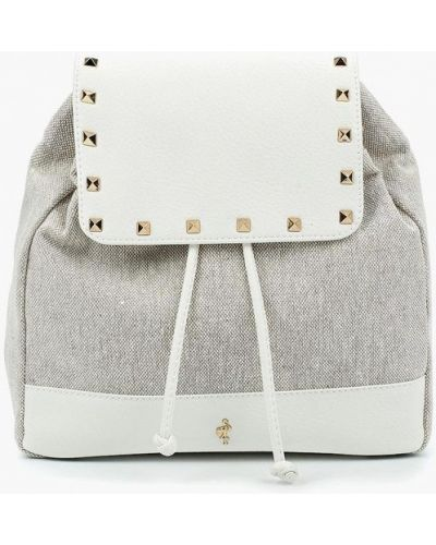 Белый рюкзак Menbur