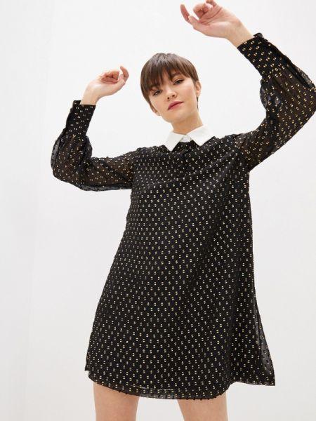 Платье - черное Frankie Morello