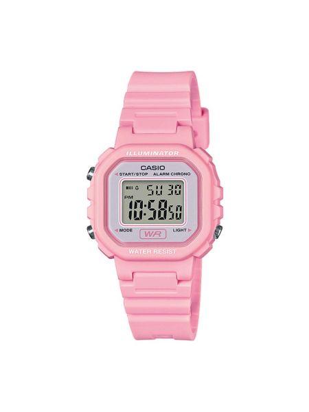 Zegarek sportowy - różowy Casio