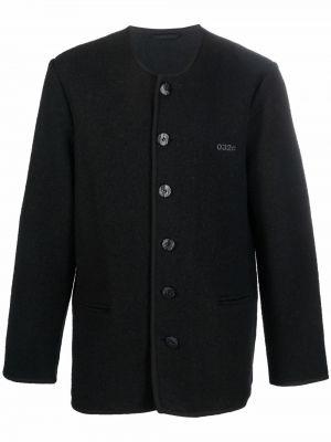 Kardigan - czarny 032c