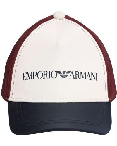 Z paskiem baseball kapelusz Emporio Armani