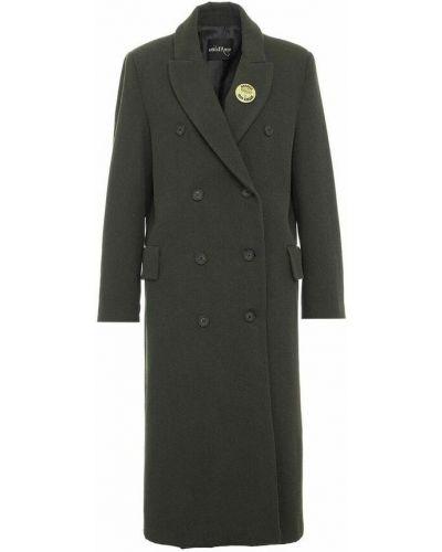Zielony płaszcz Ottodame