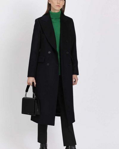 Черное пальто Vassa&co
