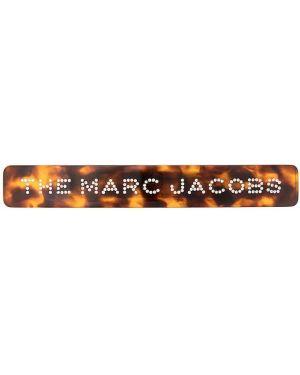 Spinka do włosów brązowy Marc Jacobs
