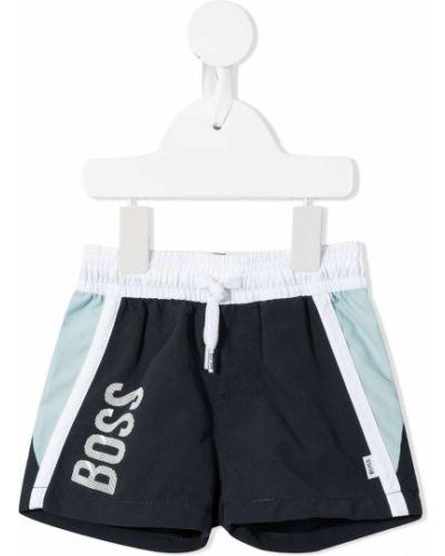 Kąpielówki - niebieskie Boss Kidswear
