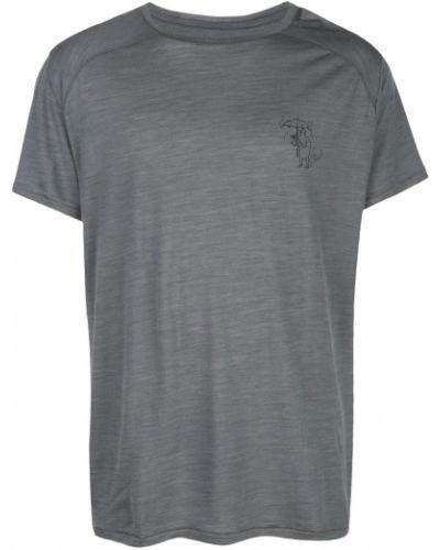 Рубашка с коротким рукавом Klättermusen