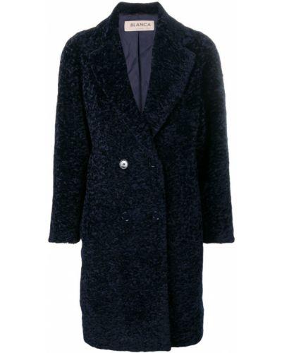 Пальто пальто двубортное Blanca