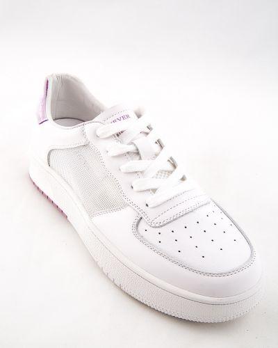 Фиолетовые текстильные ботинки Spagna