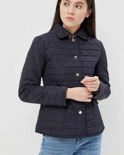 Утепленная куртка весенняя синий So Sweet