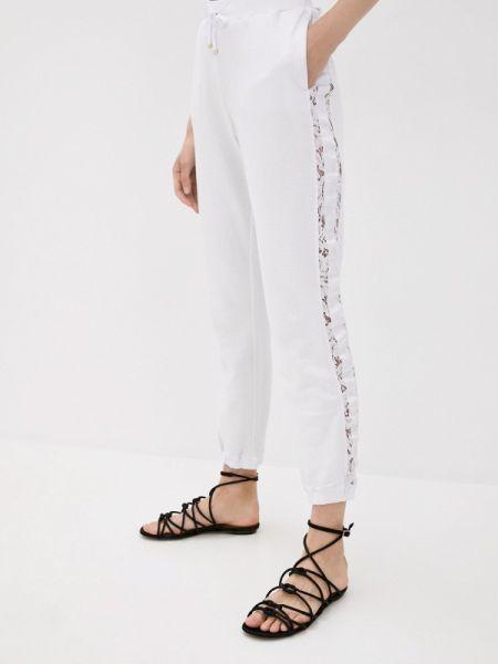 Спортивные брюки белые весенний Liu Jo Sport